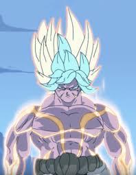Holy Super Saiyan Goku
