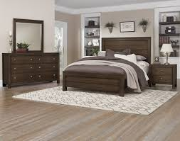 Vaughan Bassett Reflections Dresser by Vaughan Bassett Kismet Planked Bedroom Set High Point Discount