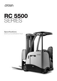 Electric Forklift 3-Wheel, RC 5500 - CROWN - PDF Catalogue ... Ces 20648 Crown Rr2035 Reach Electric Forklift 210 Coronado Used Raymond R40tt Stand Up Deep Narrow Aisle Walk Behind Truck Hire For Rd5280230 Double 2002 400 Triple Mast Lift Schematics Wiring Diagrams How Much Does Do Forklifts Cost Getaforkliftcom 3wheel Rc 5500 Crown Pdf Catalogue Action Trucks Full Cabin For C5 Gas Forklift With Unrivalled Ergonomics And Esr4500 Reach Truck Year 2007 Sale Mascus Usa Order Picker Sp Equipment Toyota Reachtruck Fleet Management Png