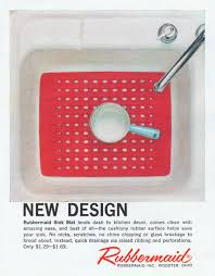 Sink Divider Protector Mats by Rubbermaid Advertisement Gallery