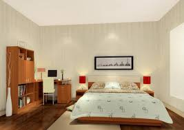 Popular Simple Bedroom Decor Interior Design Rendering Of D House