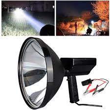 12V Search Light   EBay 5 Best Off Road Lights For Trucks Bumpers Windshield Roof To Fit 10 16 Volkswagen Amarok Sport Roll Bar Stainless Steel 8 Online Shop New Led Offroad Lights 9 Inch Round Spot Beam 100w Square Led Driving Work Spot 12v 24v Ip67 Car 04 Duramax Unity Spotlight Install Dads Truck Youtube 4 Inch 27w Led 4x4 Accsories Spotlights Images Name G Passengers Sidejpg Views How To Install Rear F150 Cree Reverse Light Bars F150ledscom Amazoncom Light Bars Accent Lighting Automotive This Badass Truck Came In For Our Fleet Department Rear Facing 30v Remote Control Searchlight 7inch 50w