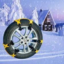 100 Truck Snow Tires Amazoncom Cable Tire Chain Reusable Universal 6PCS Car Anti
