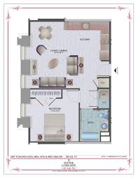 Floor Plans Photo by Floor Plans The Lorraine Hotel