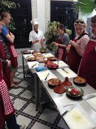cours de cuisine en groupe le riad monceau picture of cours de cuisine au riad monceau