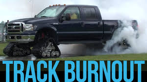 Mattracks - Ford F-350 Track Burn Out - YouTube Powertrack Jeep 4x4 And Truck Tracks Manufacturer Resurrection Of Virginia Beach Beast Track Monster Bigfoot Trucks A Visit To The Home Of Youtube Tanktracks10534783jpg 1300957 Vehicles Research American Car Suv Rubber System Atv Snow Right Systems Int 2018 Grand Cherokee Trackhawk Release Date Price Specs Custom Call Chicago Show Topgear Malaysia Gmc Has Built A Monstrous 1234nm Sierra The Nissan Rogue Trail Warrior Project Is Equipped With Tank
