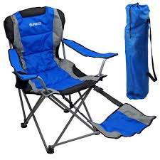 GigaTent GigaTent Ergonomic Portable Footrest Camping Chair (Blue) Volkswagen Folding Camping Chair Lweight Portable Padded Seat Cup Holder Travel Carry Bag Officially Licensed Fishing Chairs Ultra Outdoor Hiking Lounger Pnic Rental Simple Mini Stool Quest Elite Surrey Deluxe Sage Max 100kg Beach Patio Recliner Sleeping Comfortable With Modern Butterfly Solid Wood Oztrail Big Boy Camp Outwell Catamarca Black Extra Large Outsunny 86l X 61w 94hcmpink