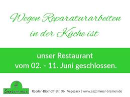 esszimmer vegesack posts bremen germany menu prices