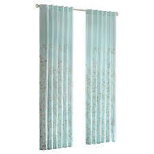 madison park irina single light filtering curtain panel white ebay
