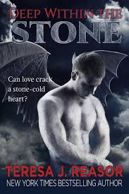 And The Second Book Of My Paranormal Superstition Series Deep Within Stone