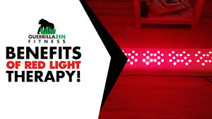 Infrared Lamp Therapy Benefits by Top 3 Benefits Of Red Light Therapy Youtube