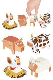 Animal Paper Crafts Images Origami Instructions Easy For Kids
