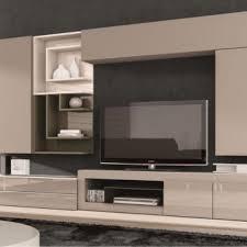 cuisine télé meuble tv design taupe juana ideeën voor het huis