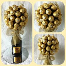 Ferrero Rocher Christmas Tree Stand by Ferrero Favourite Tipple Tree This Would Be Great With Baily U0027s
