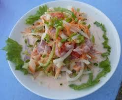 cuisine tahitienne poisson cru à la tahitienne recette de poisson cru à la