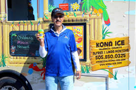 Kona-Ice Named SBDC's Star Client | Business | News-bulletin.com Kona Ice Truck Stock Photo 309891690 Alamy Breaking Into The Snow Cone Business Local Cumberlinkcom Cajun Sisters Pinterest Island Flavor Of Sw Clovis Serves Up Shaved Ice At Local Allentown Area Getting Its Own Knersville Food Trucks In Nc A Fathers Bad Experience Cream Led Him To Start One Shaved In Austin Tx Hanfordsentinelcom Town Talk Sign Warmer Weather Is On Way Chain
