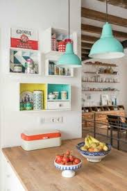 Cute Retro Storage Cubbies On The Wall Upcycled Idea