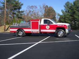 100 Emergency Truck Maryland Aviation BWI Airport DPC Equipment