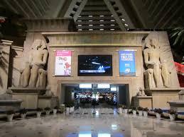Luxor Casino Front Desk by Luxor Hotel U0026 Casino Vegas High Roller
