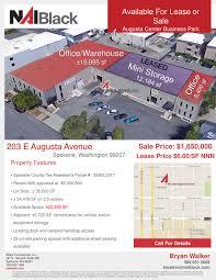 100 Warehouse Sf Mini Storage Office 203 E Augusta Avenue Office
