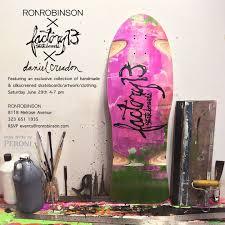 100 Daniel 13 Factory Creadon X Ron Robinson On Melrose Juice