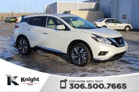 New 2018 Nissan Murano Platinum Sport Utility Near Moose Jaw #2718 ... 2003 Murano Kendale Truck Parts 2004 Nissan Murano Sl Awd Beyond Motors 2010 Editors Notebook Review Automobile The 2005 Specs Price Pictures Used At Woodbridge Public Auto Auction Va Iid 2009 Top Speed 2018 Cariboo Sales 2017 Navigation Bluetooth All Wheel Drive Updated 2019 Spied For The First Time Autoguidecom News Of Course I Had To Pin This Its What Drive 2016 Motor Trend Suv Of Year Finalist Debut And Reveal Ausi 4wd