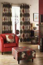 ideas charming brown cream living room curtains curtains brown