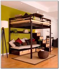 Double Loft Bed Canada loft bed ideas Pinterest