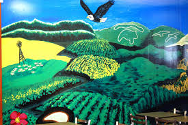 100 I 80 Truck Stop Wall Mural In The Truck Stop Worlds Largest