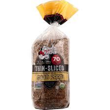 Skinnytaste Pumpkin Bread by Dave U0027s Killer Bread Organic Powerseed Thin Sliced 2 Loaves