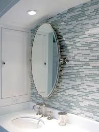 Blue Mosaic Bathroom Mirror by 37 Best Ideas For The House Images On Pinterest Bathroom Ideas