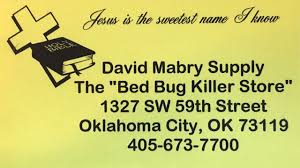 Bed Man Okc by Bed Bug Killer Store Okc