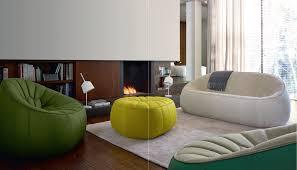 ottomane canapé canapé contemporain en tissu par noé duchaufour lawrance 3