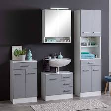 badezimmermöbel in modern girios 4 teilig
