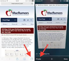 Protecting Your Privacy in Safari for iOS Mac Rumors