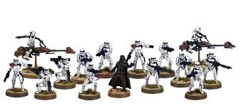 Mass Battle Star Wars Legion Coming To The Tabletop From FFG