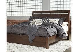 starmore queen panel bed ashley furniture homestore