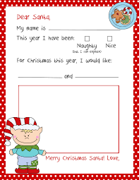 20 Letters to Santa and Printable Envelopes Christmas Wishes