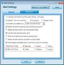 aol desktop software settings aol help