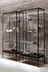 Detolf Glass Door Cabinet Ikea by Best 25 Glass Display Cabinets Ideas On Pinterest Chaise Lounge