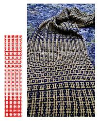 en stickmanikers loggbok mosaic pattern generator woven