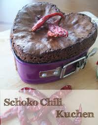 postausmeinerküche schoko chili kuchen einfaches rezept