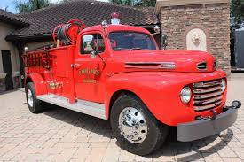 100 Ford Fire Truck 1948 For Sale 2180997 Hemmings Motor News