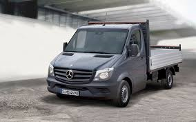 2014 Mercedes-Benz Sprinter T5 First Look - Truck Trend