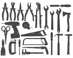 Clip Art Of Hand Tools