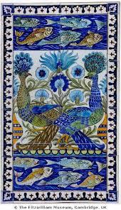peacock s garden william de 1839 1917 peacock tiles
