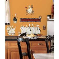 Fat Chef Man Kitchen Decor by Chef Themed Kitchen