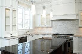gray kitchen backsplash tile kitchen kitchen white cabinets grey