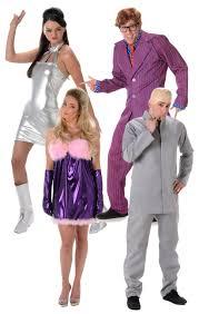 Halloween Express Austin Powers by Austin Powers Adults Fancy Dress 1960s Secret Agent Mens Ladies