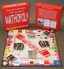 Mathopoly Designed To Engage Young Students In Math